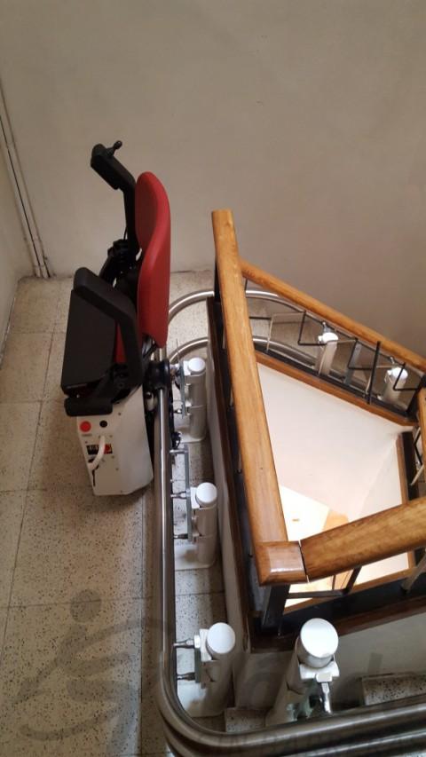 millora accessibilitat habitatge interior comunitat barcelona vilatorrada