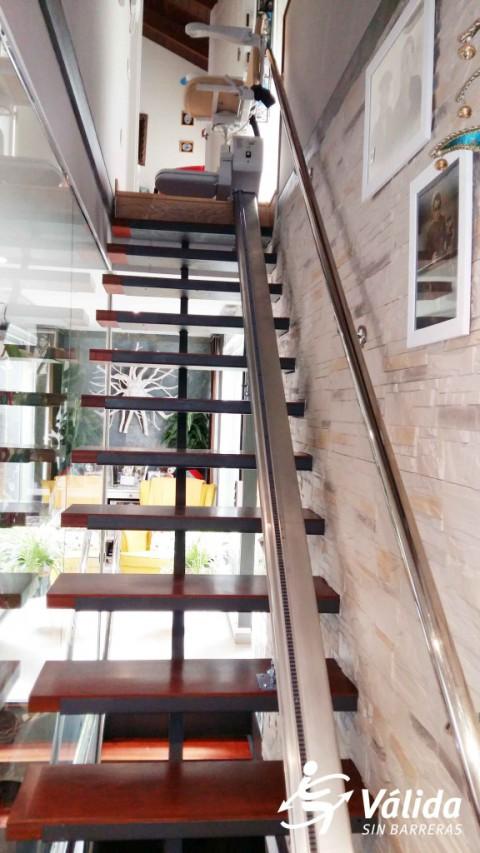 cadira elevadora per pujar escales assegut a madrid model fidus