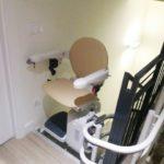 Cadira pujaescales còmoda fàcil d'utilitzar no necessita obres a casa Madrid