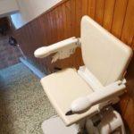 Solució puja escales per persones amb discapacitat o mobilitat reduïda