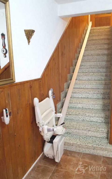 Solucionar els problemes d'accessibilitat amb una cadira pujaescales a Artavia