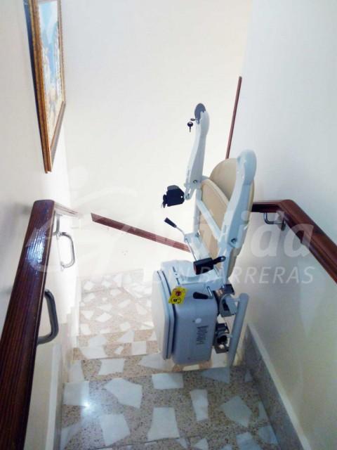 Salvaescales pràctic comprar instal·lació ràpida Ávila Solana de Rioalmar