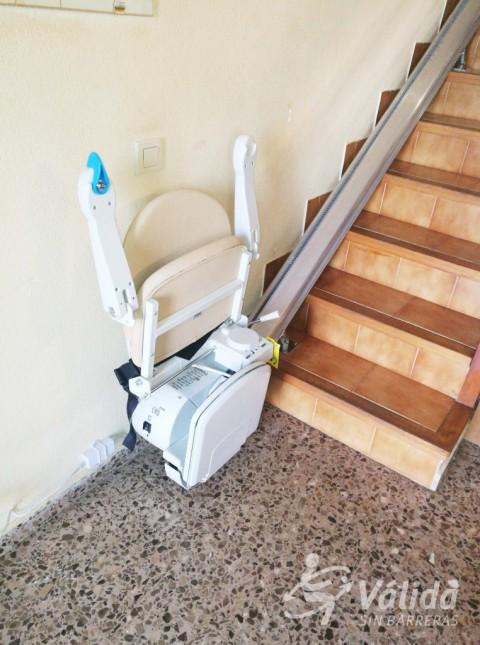 cadira pujaescales de rápida instalacio y bon preu a Castellón