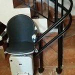 cadira per pujar escales assegut còmoda accessibilitat jaén