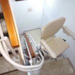 soluciò salva escales per persones d'avançada edat o mobilitat reduïda