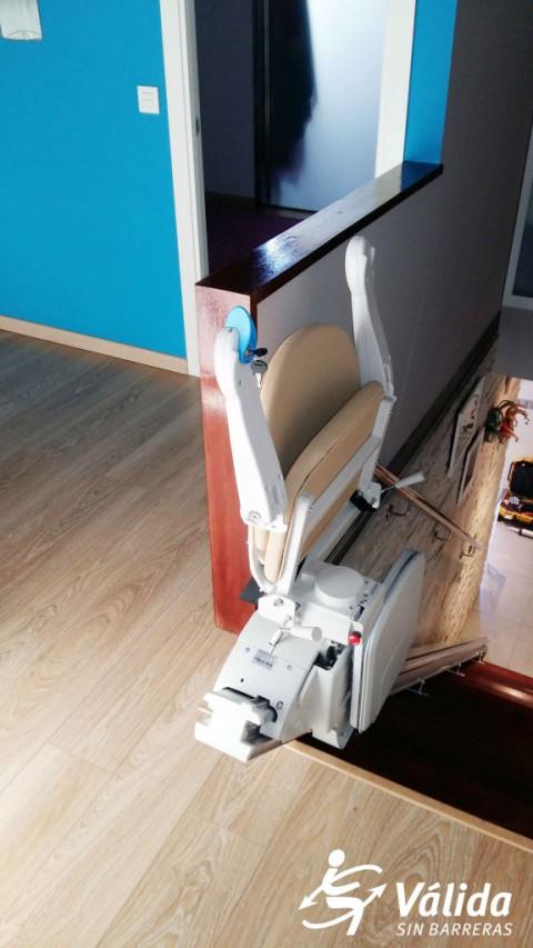 cadira salvaescales a madrid accessbilitat a casa a bon preu