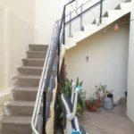 Cadira salvaescales Socius instal·lada a casa particular de El Villar de Arnedo a La Rioja