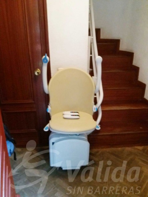 Cadira salvaescales Las Rozas Madrid persona gran