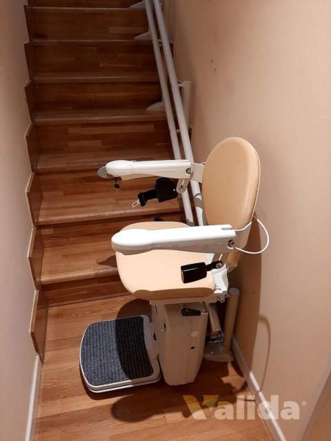 Cadira salvaescales Socius per personas amb movilitat reduïda