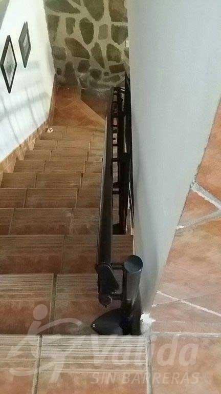 cadira elevadora casa particular pujar escales jaén mures
