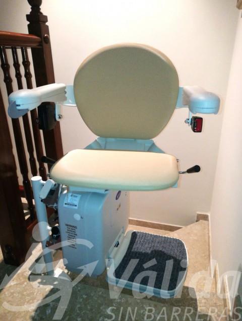 Cadira puja escales socius amb simplicity a amposta a tarragona