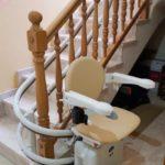 Cadira salvaescales SOCIUS Bigues i Riells Barcelona seient Simplicity