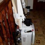 Cadira pujaescales trams d'escala corbs replans segura còmoda fàcil d'utilitzar Tarragona