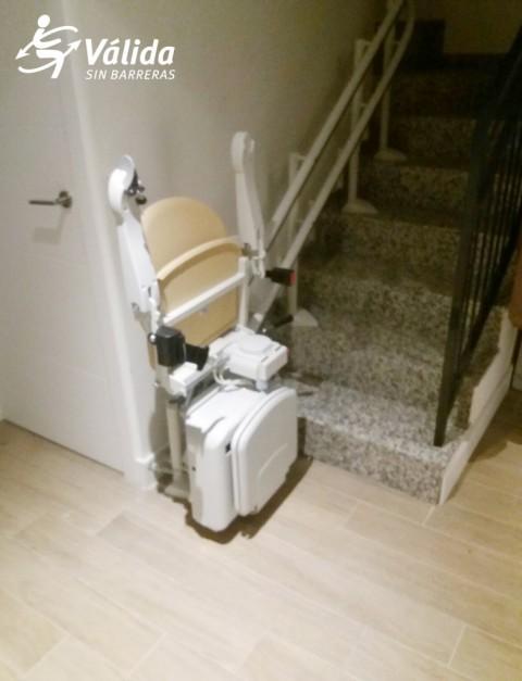 Solució accessibilitat mobilitat reduïda persones grans Madrid