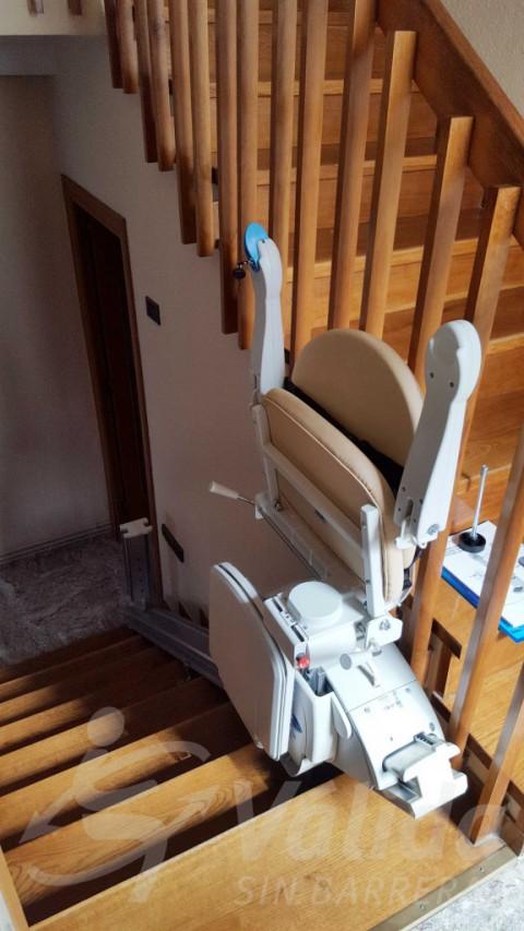 cadira viatjar assegut pujar escales barcelona model fidus