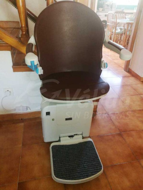cadira salvaescales Jávea Alicante còmoda segura Socius