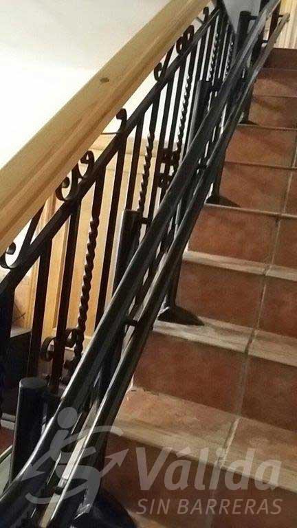 cadira salvaescales jaén mures model socius escala corba