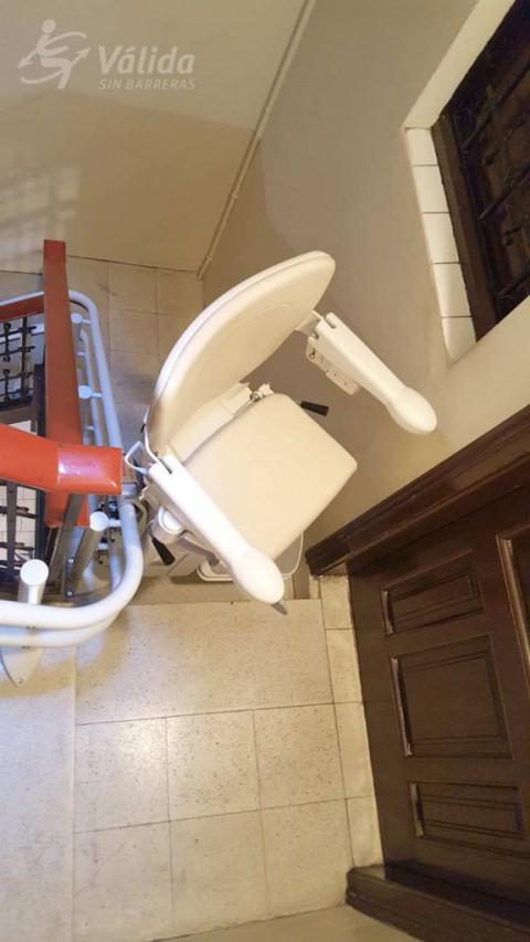 comprar cadira pujaescales SOCIUS per a persones majors Lleida