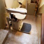 Salvaescales cadira de Válida sin barreras a Peralada girona per a pujar i baixar