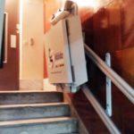 Plataforma Spatium plegada a madrid en una comunitat de veïns