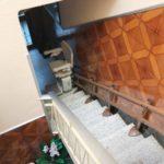 pujar i baixar escales amb cadira pujaescales a Torelló a Barcelona