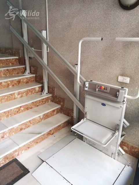 Instal·lar una ajuda tècnica per millorar l'autonomia i seguretat a Torrent, València