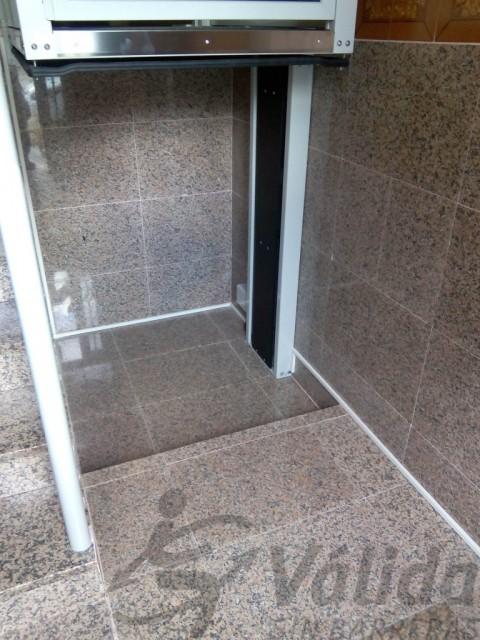 elevador sense fossat interior comunitat alcorcon