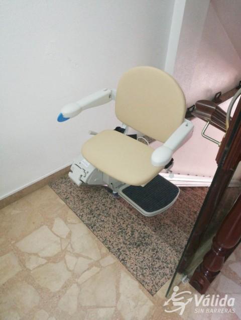 comprar cadira pujaescales per a persones d'avançada edat o discapacitat