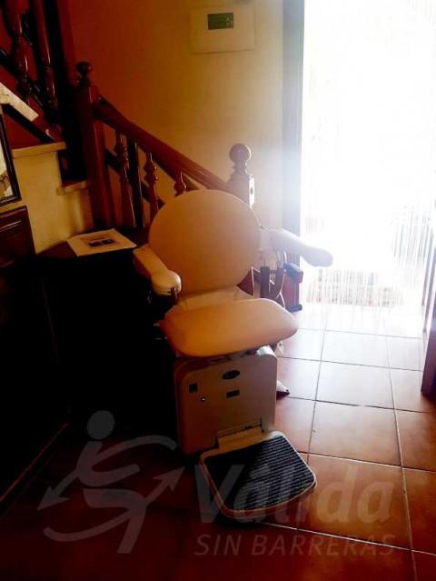 salvaescales cadira accessibilitat discapacitat persona gran vinaròs castelló