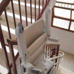 solució pujaescales per persones d'avançada edat o discapacitat a Esparraguera