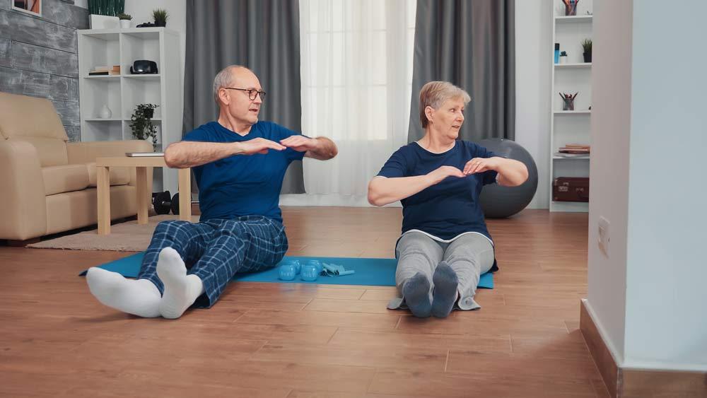 Exercicis pel dolor de maluc